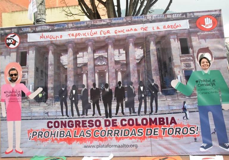Empieza el trámite de la Ley que busca abolir las corridas de toros en Colombia
