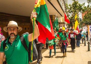 Los pueblos de Latinoamérica se unen contra el Neoliberlalismo y por la democracia