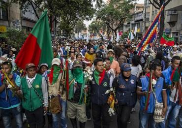 Indígenas dan ultimátum al gobierno sobre Consulta Previa