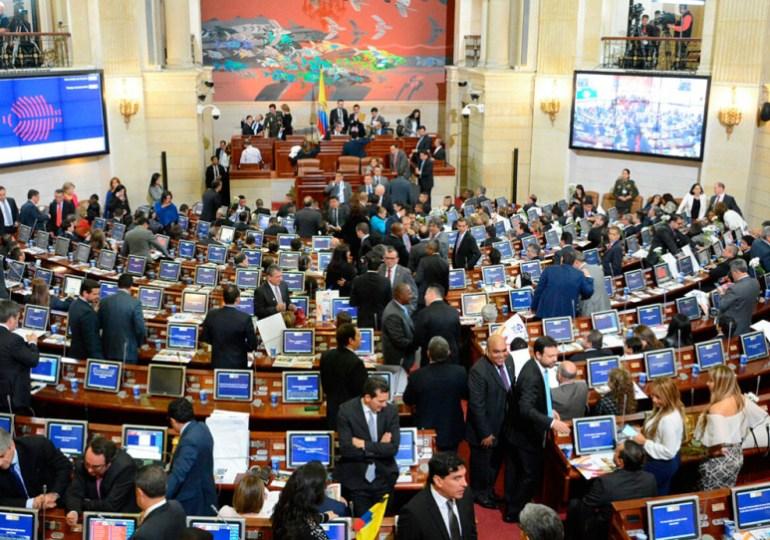 Periodo legislativo será decisorio para implementación de Acuerdos de Paz
