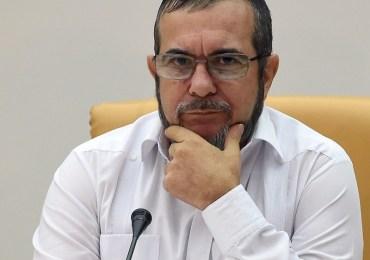"""""""Esperamos sus hechos, Presidente, haga honor a su palabra"""" Timoleón Jiménez a Santos"""