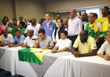 Este es el acuerdo entre Comité Cívico de Buenaventura y gobierno