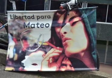 """""""Fiscalía está haciendo un proceso paralelo en los medios"""" mamá de Mateo Gutiérrez"""