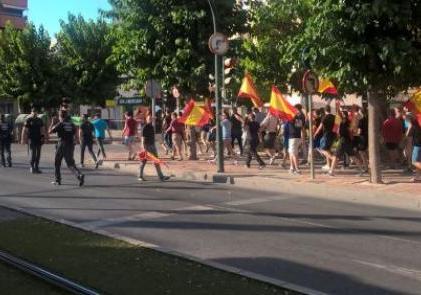 Ultras agreden a manifestantes en día del orgullo gay en España