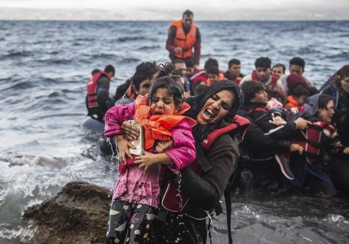 En 2016 se registraron 10 millones más de personas refugiadas en el mundo