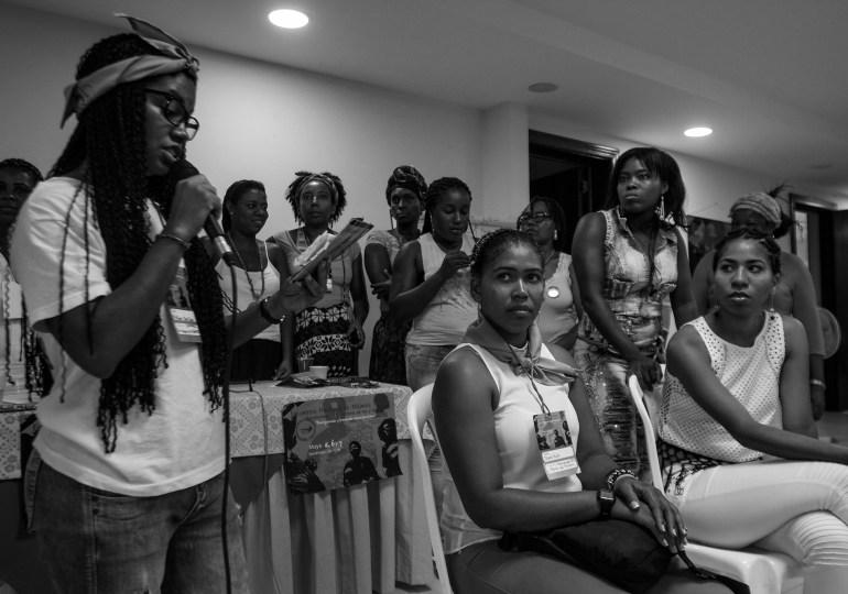 Mujeres afro se sienten excluidas de la instancia de género de la CSIVI