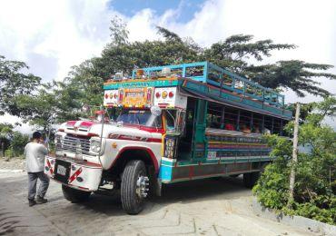 Caravana verifica situación ambiental en el Oriente Antioqueño