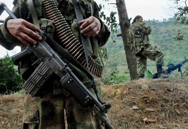 Dos civiles muertos deja operación militar contra disidentes de las FARC en Caquetá