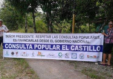 Aprobada consulta popular en El Castillo Meta