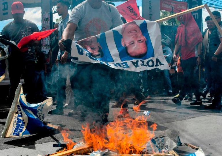 """Honduras rechaza reconteo de votos por tribunal que """"avaló el fraude"""""""