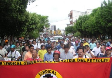 USO denunció asesinato de dos sindicalistas