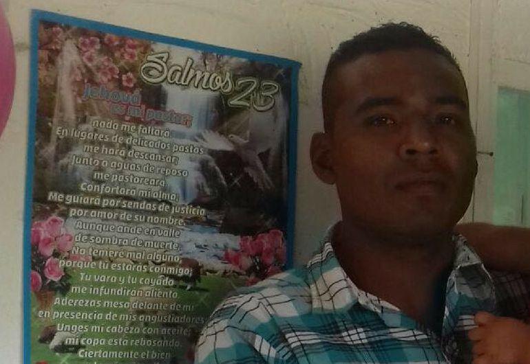 Asesinan a Flover Sapuyes Gaviria líder de sustitución de cultivos en Cauca