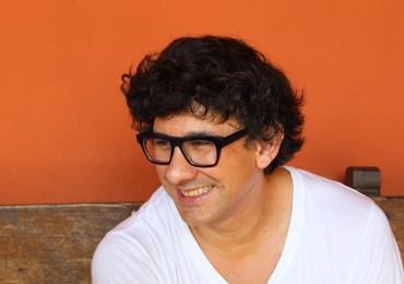 """""""Escritura y activismo"""" con el escritor ecuatoriano Mauro Javier Cárdenas"""