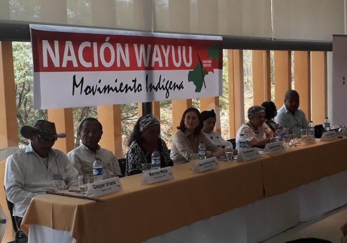 Inicia mesa de diálogo entre Cerrejón y Nación Wayuu