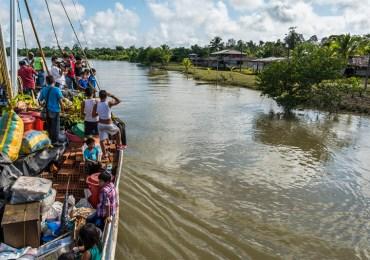 500 indígenas Wounaan del resguardo Pichimá permanecen confinados por enfrentamientos armados