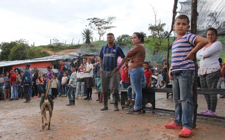 Misión de verificación exige medidas urgentes del gobierno en el Catatumbo