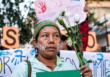 """""""Hay incertidumbre sobre lo que ocurrirá con la JEP"""": Camila Moreno"""