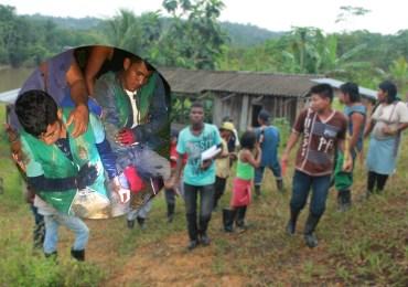 No cesa violencia contra resguardos indígenas en Buenaventura