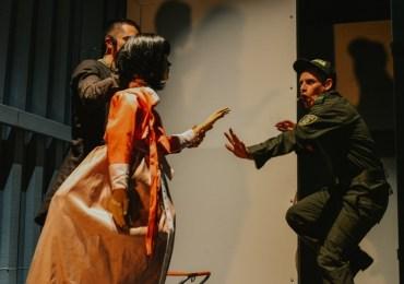 """""""Souvenir Asiático"""" un relato de migraciones en el Teatro"""