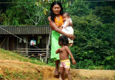 121 familias se encuentran confinadas por paramilitares: Pueblos Indígenas