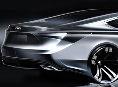 novo-avalon da Toyota no salao de nova york 2012