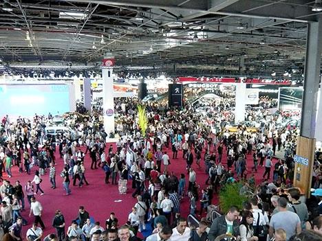 salao de paris 2010 visao geral