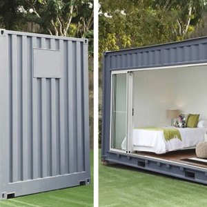 Container For Sale - 20ft GP Room