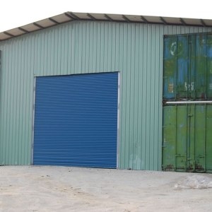 Converted Shipping Container Workshops 2