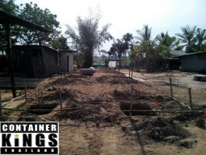Container Kings Thailand - Accommodation Unit 40ft A 002