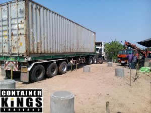 Container Kings Thailand - Accommodation Unit 40ft A 008