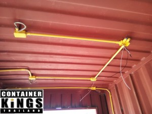 Container Kings Thailand - Accommodation Unit 40ft A 012