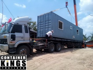 Container Kings Thailand - Accommodation Unit 40ft A 030