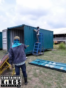 Container Kings Thailand - Accommodation Unit 002
