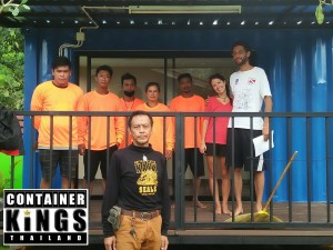 Container Kings Thailand - Accommodation Unit 025