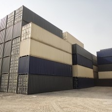40ft Brand New Containers