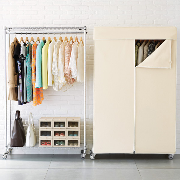intermetro clothes rack