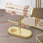 Umbra Gold Jewelry Storage Kit The Container Store