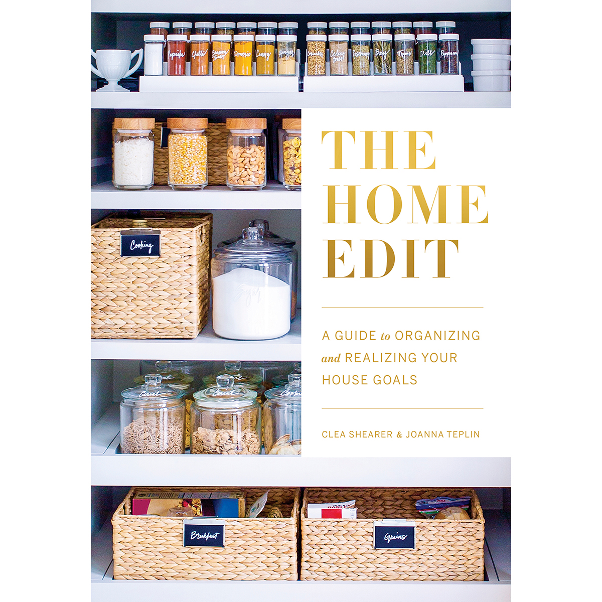 The Home Edit A Guide To Organizing The Container Store