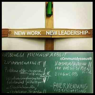 Wie New Work als Kulturwandel und partizipative Führung klappt