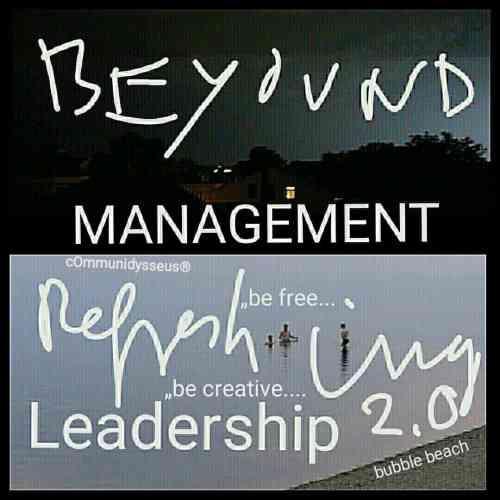 Refreshing The Leadership Mindset