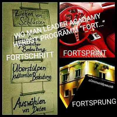 FORT… Corporate Brand Culture and Leadership – Herbstprogramm