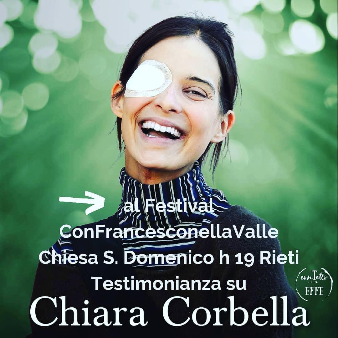 Siete tutti invitati ad un'imperdibile incontro-testimonianza sulla vita di Chiara Corbella Petrillo