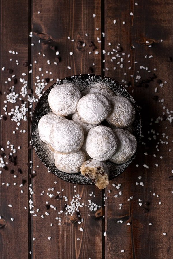 Swedish Pearl Snowball Cookies