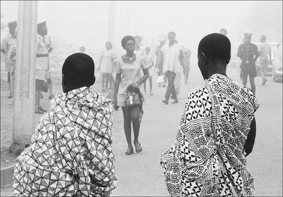 Adinkra robes, Ghana