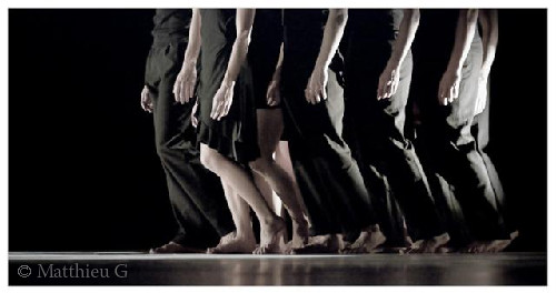 Dance Theory, Contemporary dancers, Photo by Matthiew G