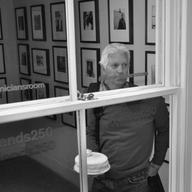 Photography portrait artist