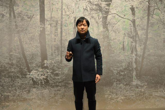 Artist Masayoshi Nojo