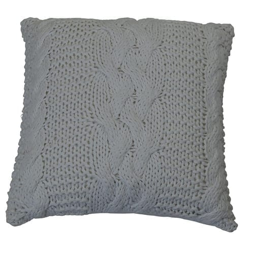 Antoinette White Cushion Cover