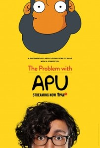 movie poster for Problem with Apu