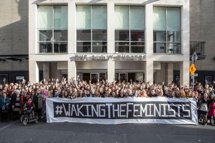 #WTF public meeting at the Abbey. Photo: Fiona Morgan.